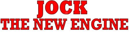 Jock the New Engine Logo by JonathanLillo