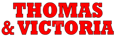 Thomas  Victoria Logo by JonathanLillo
