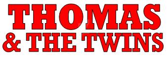 Thomas  the Twins Logo by JonathanLillo