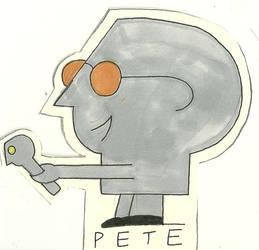 Pete by JonathanLillo