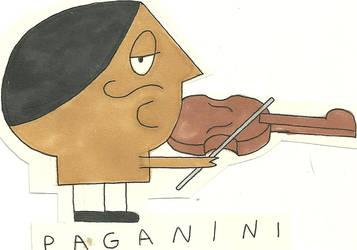 Paganini by JonathanLillo