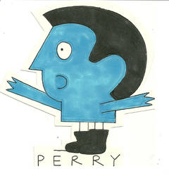 Perry by JonathanLillo