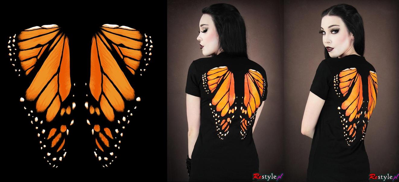 Monarch Butterfly by Euflonica