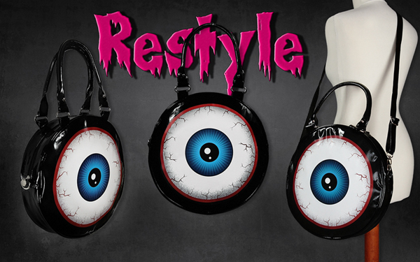 Eye bag by Euflonica