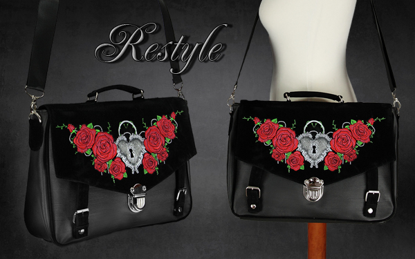 Rose bag III by Euflonica