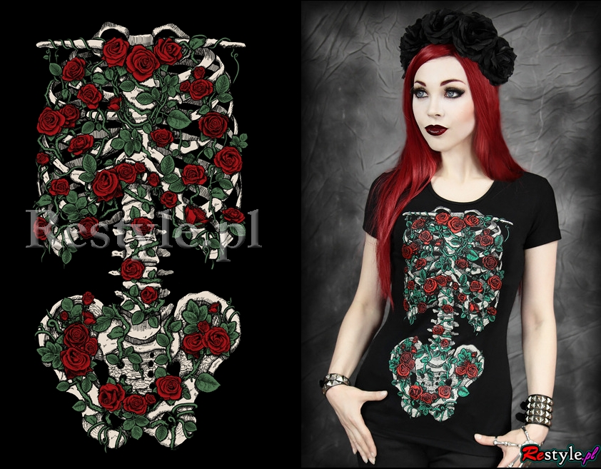 Blooming Skeleton by Euflonica