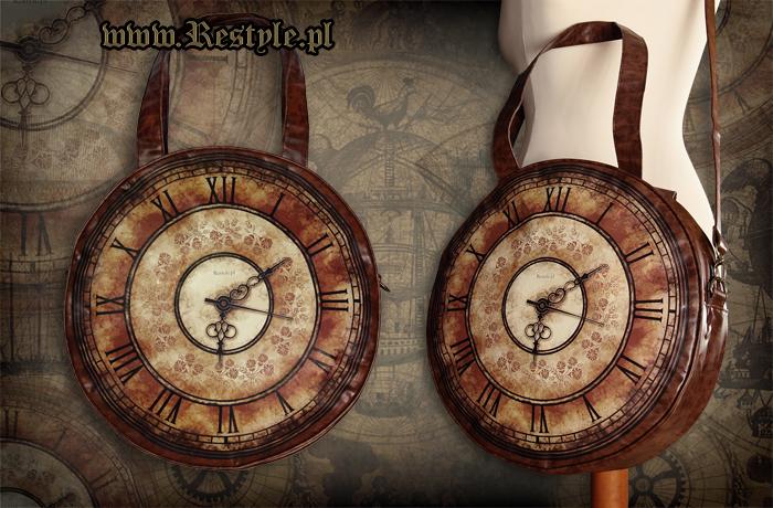 Victorian Clock Bag by Euflonica