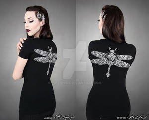 Baroque Dragonfly