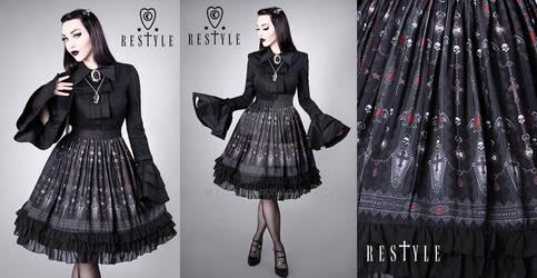Vampire Aristocrat Skirt