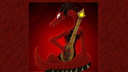 Reitselai Dragons - Sitoko v.1 (red) by Retsamehtmai