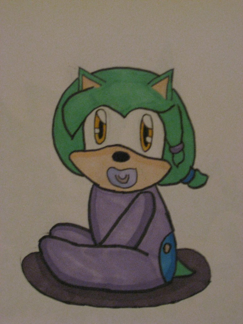 Baby Luna by cat55