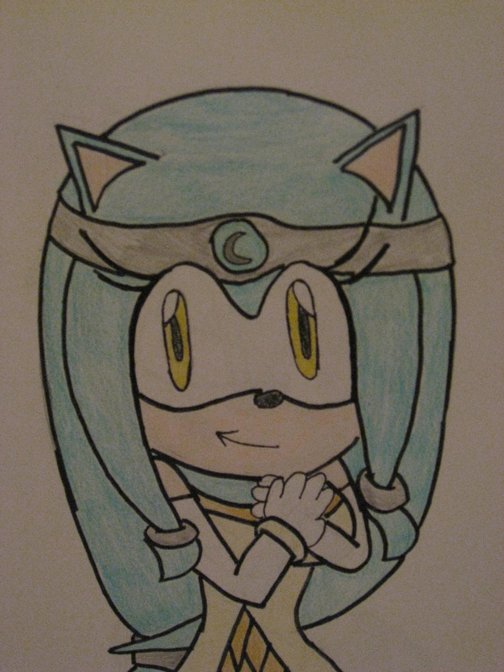 Queen Nala Hedgehog by cat55