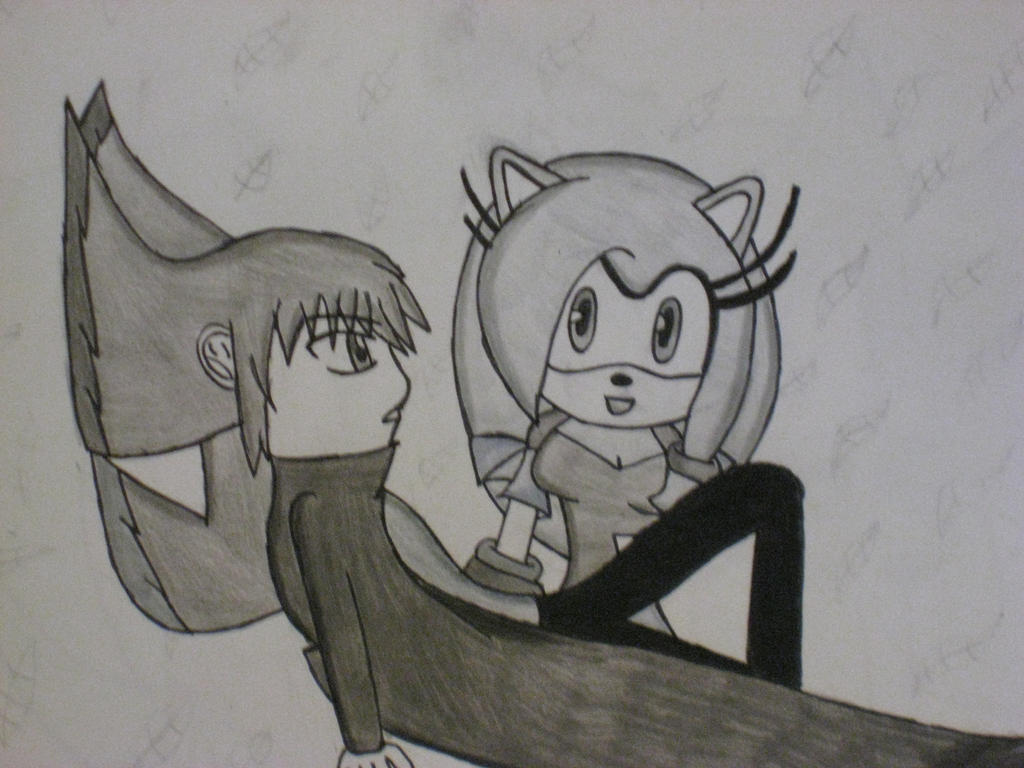 Bora and Luna by cat55