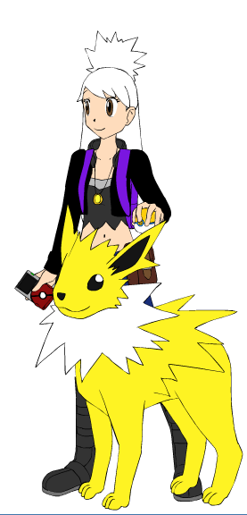Jolteon by cat55