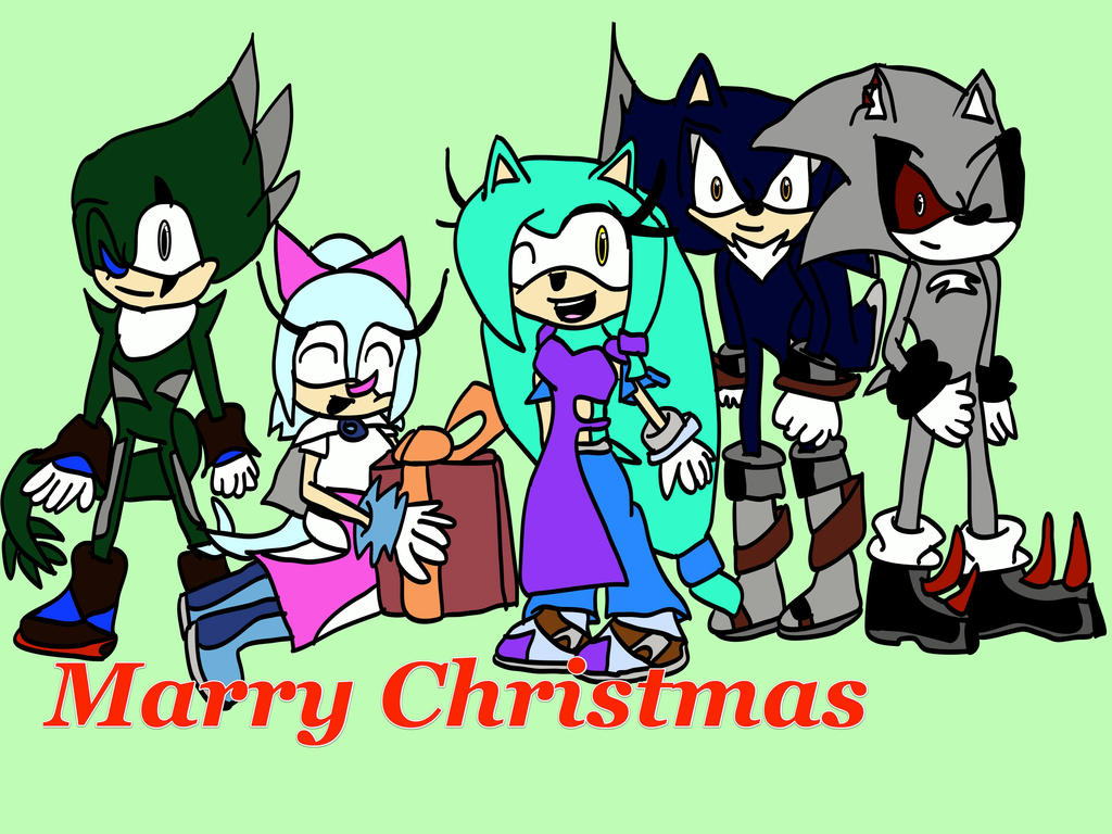 Marry Christmas by cat55