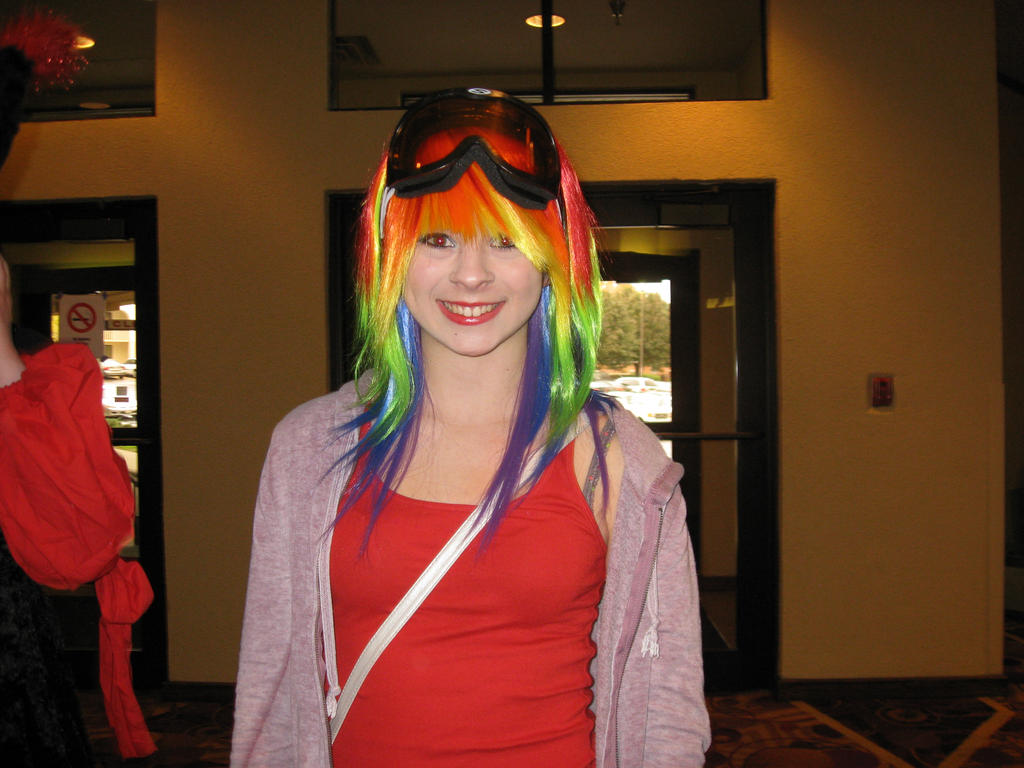 Rainbow Dash by cat55