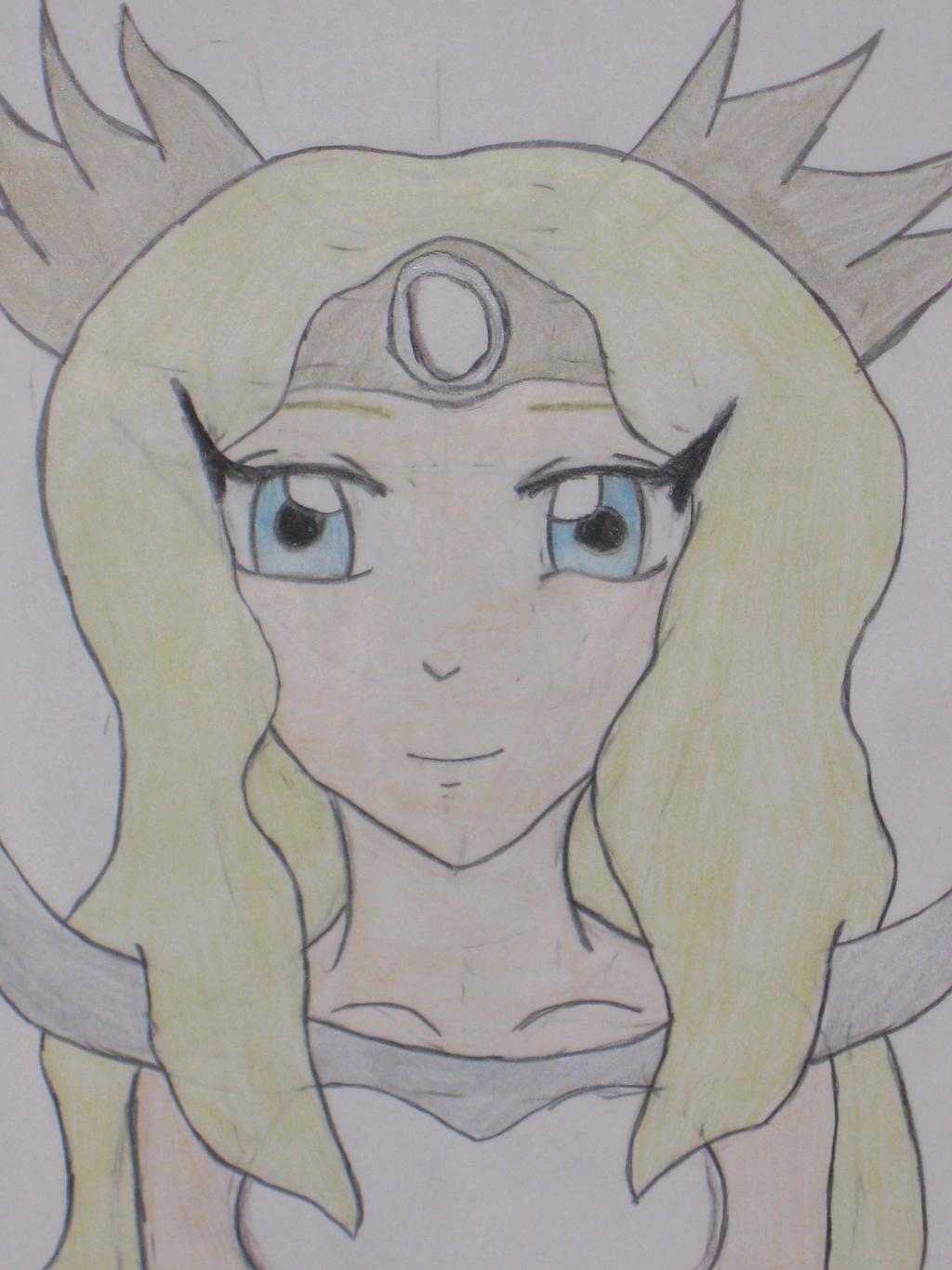 Queen Aurora profile by cat55