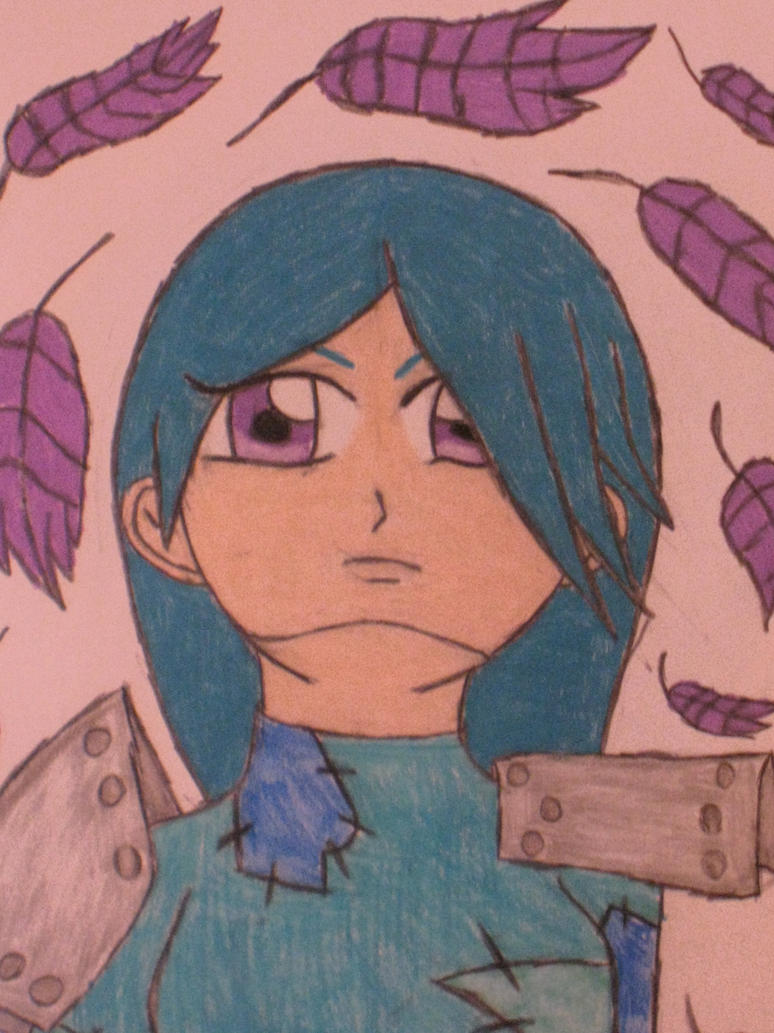 Violet profile by cat55