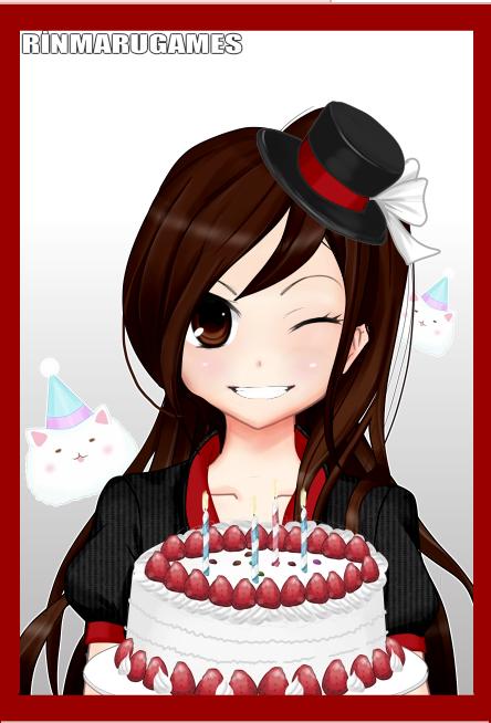 Birthday Card by cat55