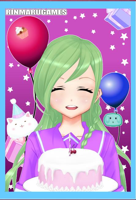 Luna make your birthday cake by cat55