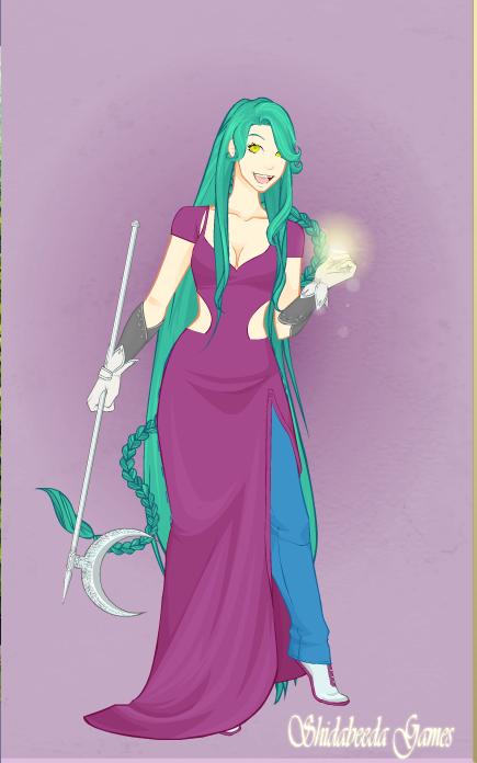 Fantasy  Luna by cat55