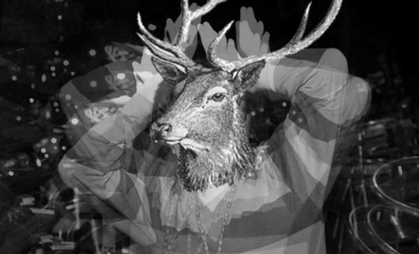strange deer by kutuubocah