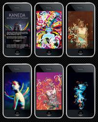 kaneda - art for iPhone by kaneda99