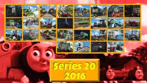 Thomas and Friends Series 20 Desktop Wallpaper