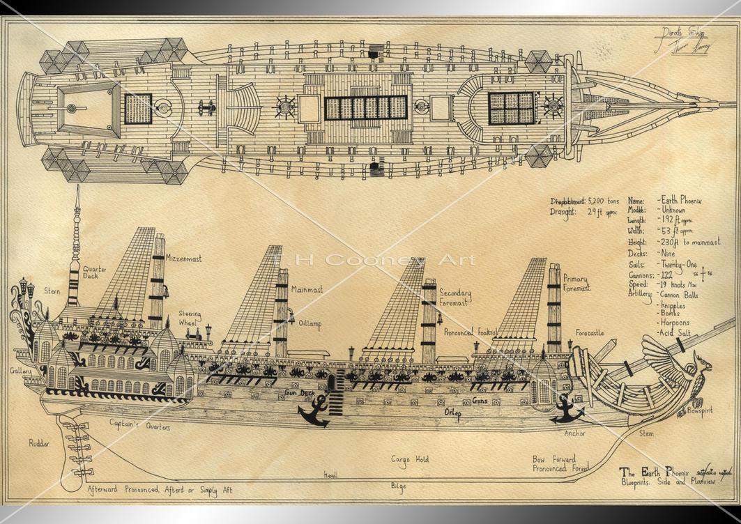 Earth Phoenix Ship Design By Thcooneyart On Deviantart