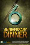 Exbb Annual Dinner card