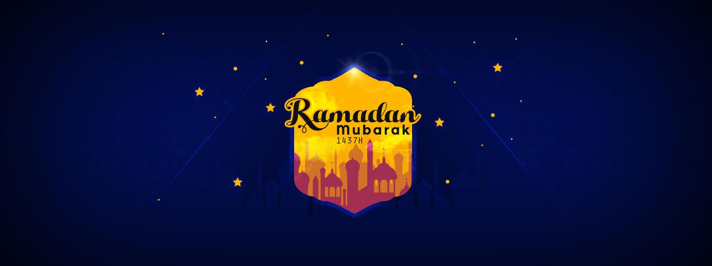 Salam Ramadan 1437h by kodomodo