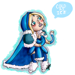 Cold as Ice by Kaylethpop