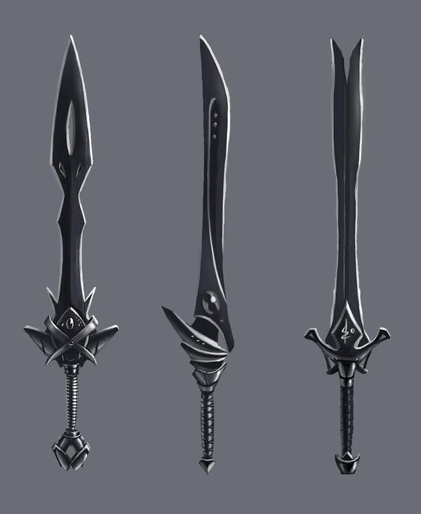Sword concept by zoriy