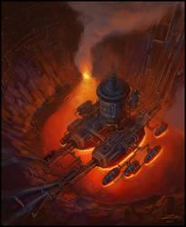 Lava boiler by Zoriy