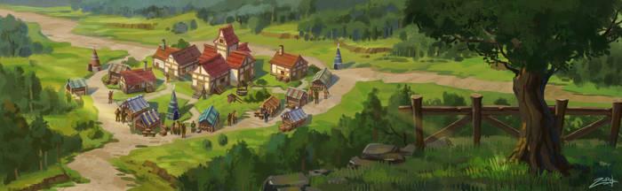Crossroads by Zoriy