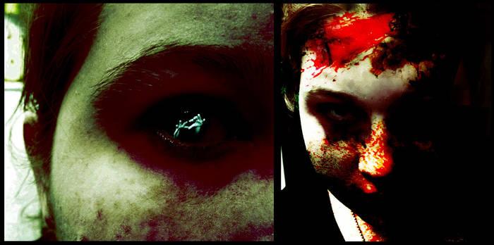 I'm a zombie me.