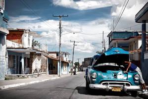 Calle Segundo by CenkDuzyol