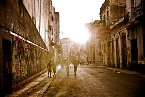 Calle Casa Mima by CenkDuzyol