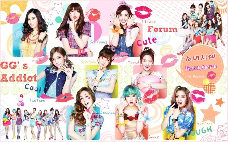 Girls Generation Ggs Addict Forum Wallpaper By