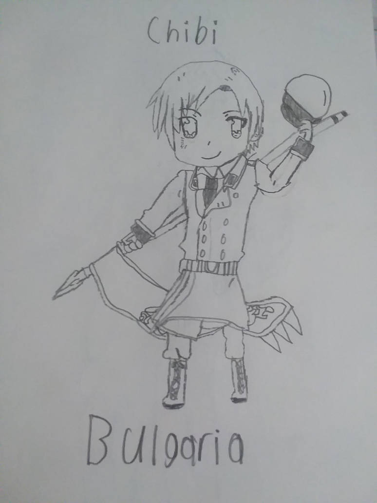Chibi Bulgaria by leoart2006 on DeviantArt