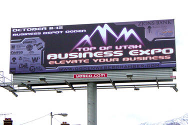 I made this billboard