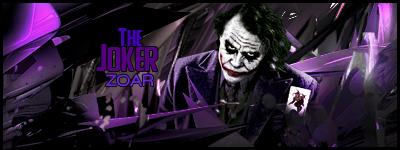 The Joker by zoarfx