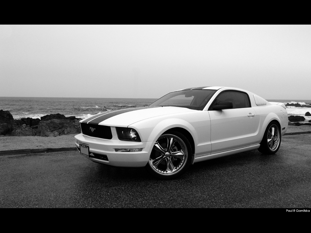 California Concepts Mustang by