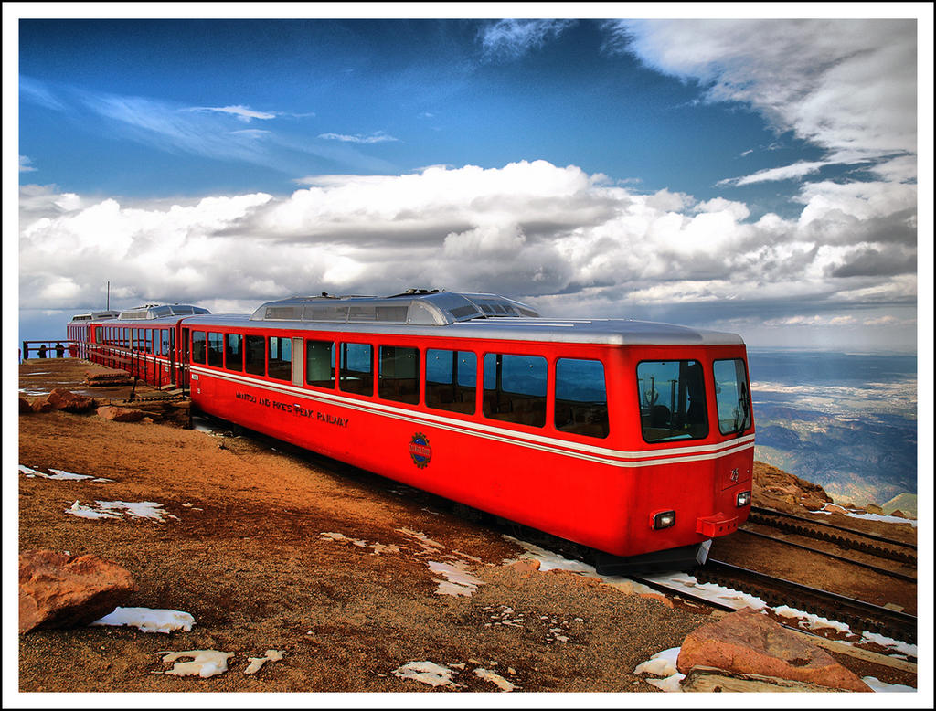 Cog Train by NitzkaPhotography