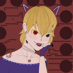 Just a vampire girl