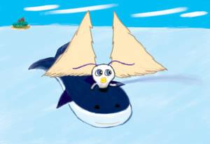 Sailbird/Whalin