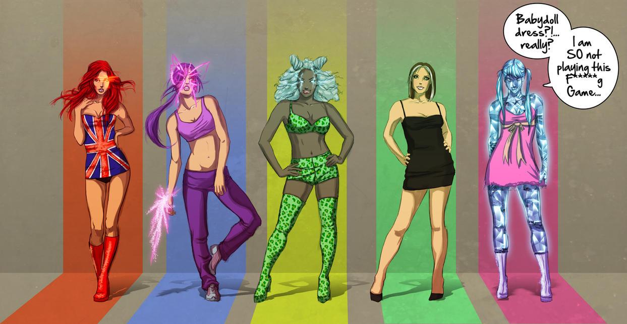 Girl Power by UltimateTattts