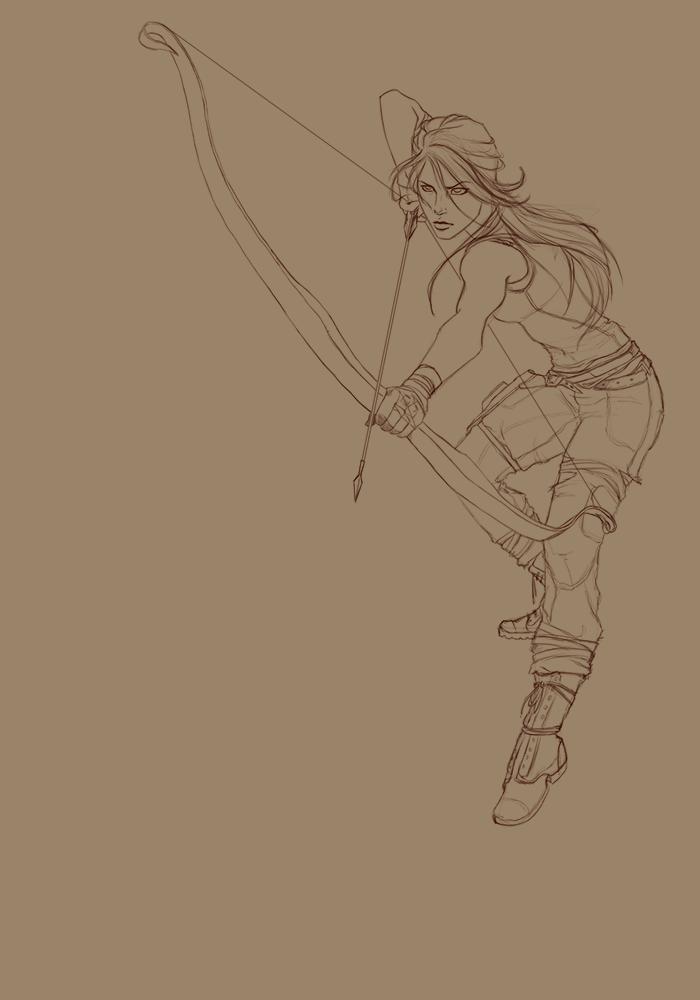 Lara | Lines by UltimateTattts