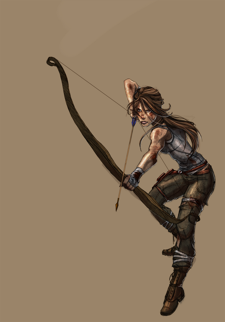 Lara by UltimateTattts