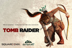 Tomb Raider Contest by UltimateTattts